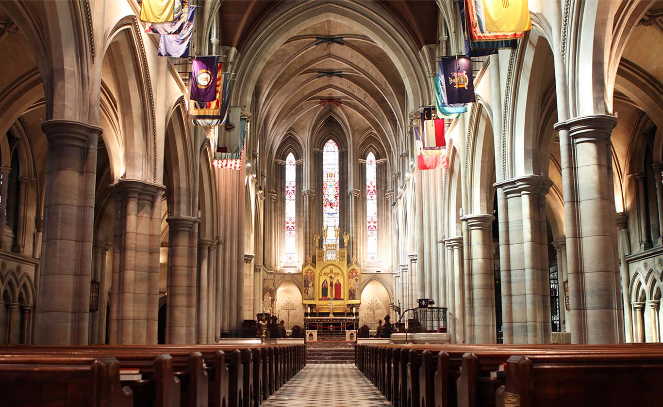 パリ大聖堂(アメリカン・カテドラル)